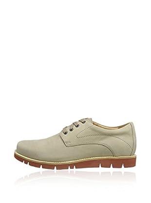 Ganter Zapatos Clásicos Gregor, Weite G (Beige)