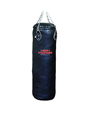 High Muster Sacco da Boxe Training 40 kg Nero