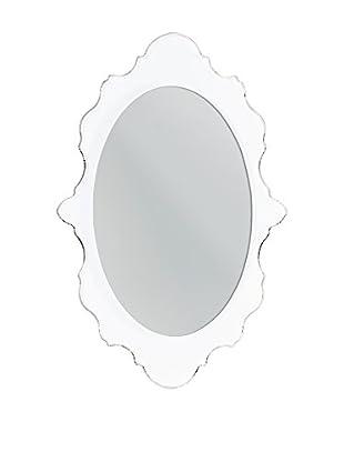 Iplex Design Spiegel Benvenuto weiß