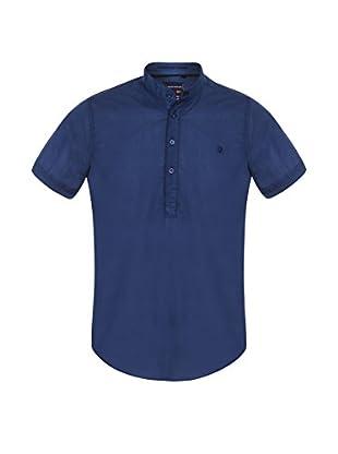 Giorgio Di Mare Camisa Básica Moshe (Azul Marino)