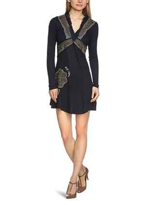 Desigual Vestido corto, 27V2039 (Azul)