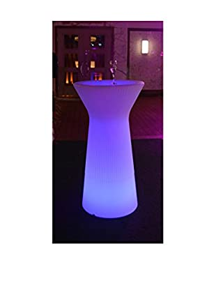 Artkalia Saint-Tropez XL LED Wireless Nomad Lamp, White Opaque