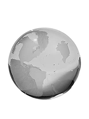 Go Home World Glass Ball, Clear
