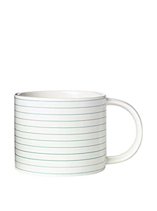 Kate Spade Saturday Saturday Morning Notebook Stripe Mug