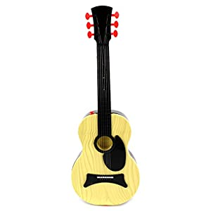AndAlso Battery Operated Musical Guitar String Toy