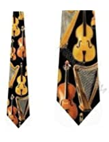 Ralph Marlin Ral-3331 Necktie {Black}