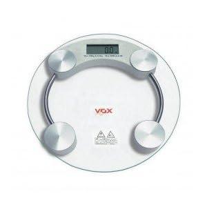 Vox Digital Tough Glass Weighing Machine