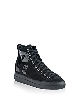 Ruco Line Hightop Sneaker 2212 Termo Velour