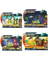 Star Wars Angry Birds Set of 4 Battle Games