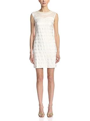 Sandra Darren Women's Cap Sleeve Sheath Dress