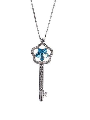 MUSAVENTURA Collar  Salomon Key Transparente