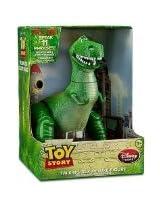 Disney Pixar Toy Story Deluxe Talking Rex 12 Inch Figure