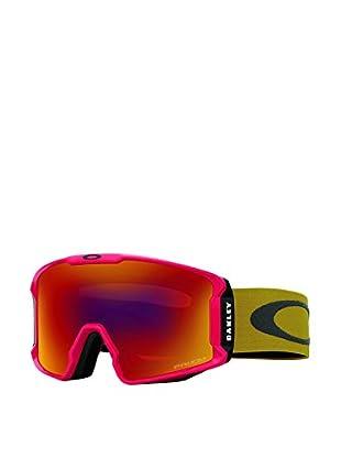 OAKLEY Máscara de Esquí Lineminer Fucsia