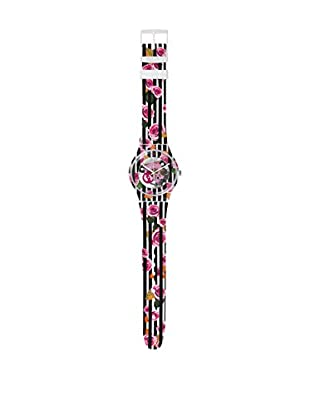 Swatch Reloj de cuarzo Unisex Rose Explosion  41 mm