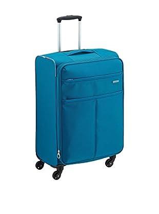 American Tourister Trolley, halbstarr Colora III Spinner blau 66 cm