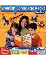 Spanish Berlitz Kids Language Pack