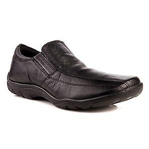 Red Tape Black Men Formal Shoes 7321RT3