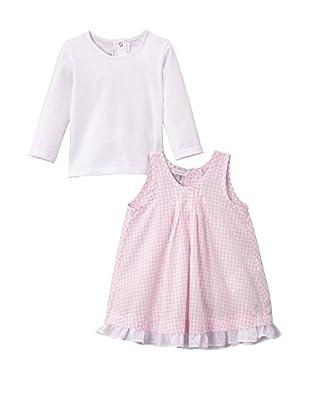 Absorba Boutique Kleid und Longsleeve