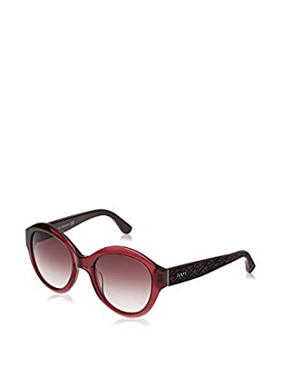 Tod'S Gafas de Sol TO0136 (52 mm) Rojo