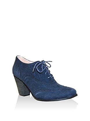 GAL·LATEA Zapatos abotinados Picados