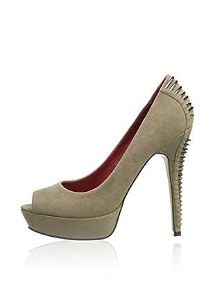 Ladystar by Daniela Katzenberger Zapatos peep toe