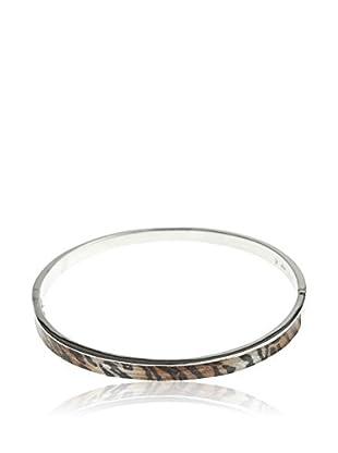 Lágrimas Negras Armband Sterling-Silber 925