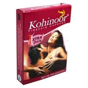 Kohinoor Xtra Dots 10 Condoms (TTK-LIG)