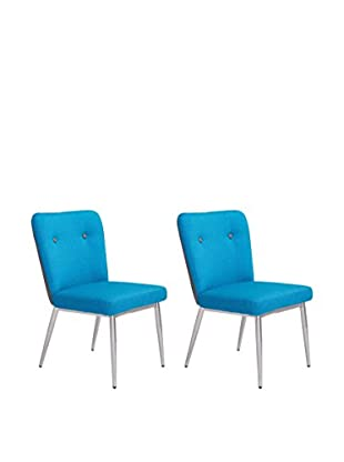 Zuo Set of 2 Hope Chairs