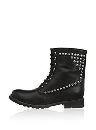 Mimic Copenhagen Biker Boot Boot with studs at sides