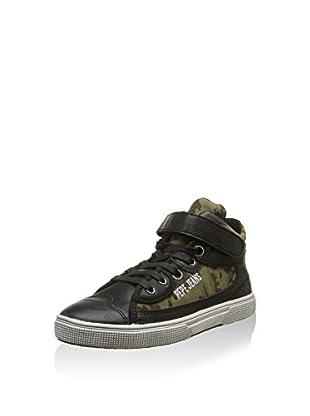 Pepe Jeans London Hightop Sneaker Temper Camu