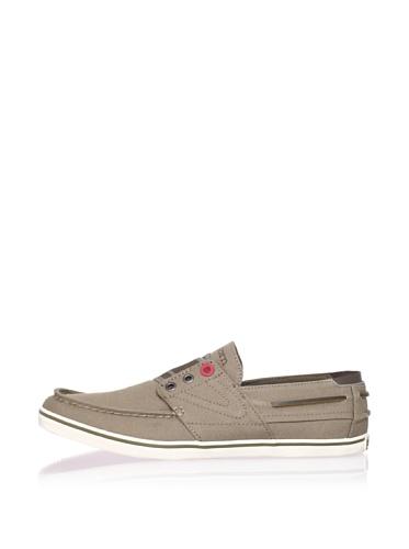 Tretorn Men's Smogensson Canvas Sneaker (Fossil)