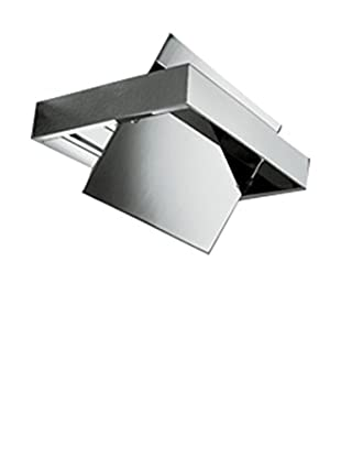 Leucos Wandleuchte Ala metallic/metallic