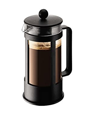 Bodum Cafetera Kenya French Press 3 Cups 0.35 L Negro