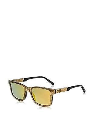 Earth Wood Sunglasses Gafas de Sol Wood Tide (51 mm) Marrón