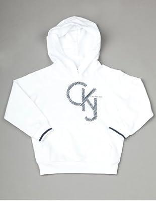 Calvin Klein Jeans Sweatshirt (Weiß)