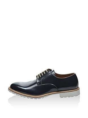 Pollini Zapatos derby 519/407 Cordovan
