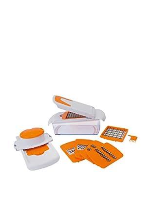 Molecuisine Küchen Zubehör weiß/orange