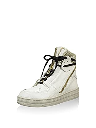 Crime London Hightop Sneaker 21602S15