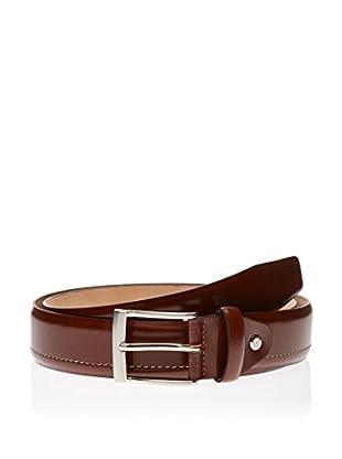 Ortiz & Reed Ledergürtel Brown Leather Belt