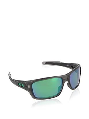Oakley Gafas de Sol TURBINE MOD. 9263 926309 Gris Oscuro
