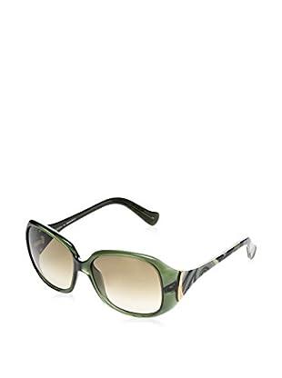 Pucci Sonnenbrille EP649S (57 mm) oliv