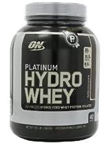 Optimum Nutrition Platinum Hydro Whey - 3.5 lbs (Turbo Chocolate)