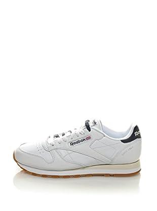 Reebok Zapatillas Deportivas Cl Leather (Blanco)