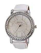 Exotica Fashions Ladies Watch - EF-70-White