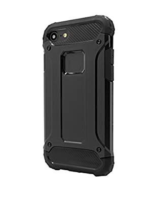 NUEBOO Hülle Armor iPhone 7 schwarz