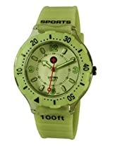 Ultima Ladies Watch UL - 07 - LG, green,...