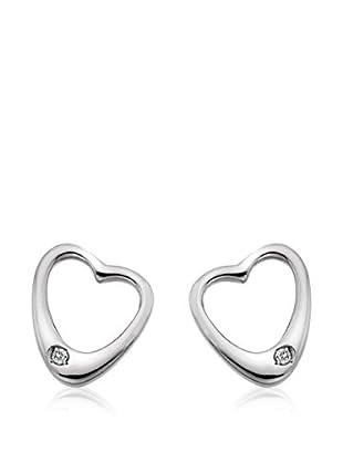 Hot Diamonds Ohrringe Sterling-Silber 925