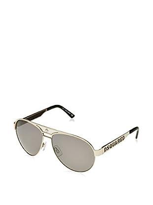 D Squared Gafas de Sol Dq0138 (59 mm) Metal