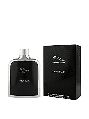 JAGUAR Eau De Toilette Uomo Classic Black 100 ml