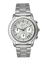 DKNY Chronograph Silver Dial Women's Watch - NY8327